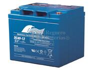 Bateria Ciclica de Alta Descarga FULLRIVER 12 Voltios 40 Amperios DC40-12