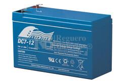 Batería de Alta Descarga 12 Voltios 7 Amperios Fullriver DC7-12