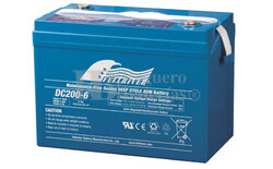 Batería Cíclica de Alta Descarga FULLRIVER 6 Voltios 200 Amperios DC200-6