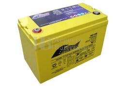 Batería Cíclica de Alta Descarga FULLRIVER HC105 12 Voltios 105 Amperios