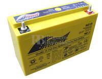 Batería Cíclica de Alta Descarga  Voltios 15 Amperios FULLRIVER HC15 12