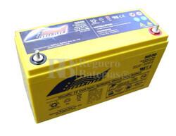 Batería Alta Descarga 12 Voltios 30 Amperios Fullriver HC30