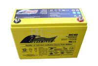 Bateria Ciclica de Alta Descarga FULLRIVER HC40 12 Voltios 40 Amperios