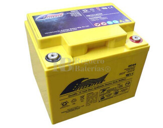 Bateria Ciclica de Alta Descarga FULLRIVER HC44 12 Voltios 44 Amperios