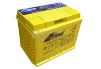 Batería Alta Descarga 12 Voltios 50 Amperios Fullriver HC50