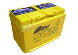 Batería Alta Descarga 12 Voltios 60 Amperios Fullriver HC60B