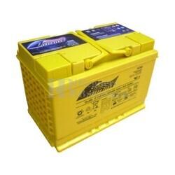 Batería Cíclica de Alta Descarga FULLRIVER HC60 12 Voltios 60 Amperios