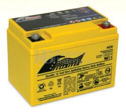 Batería Cíclica de Alta Descarga FULLRIVER HC8 12 Voltios 8 Amperios
