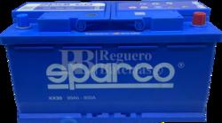 Batería Coche 12 Voltios 99 Amperios Sparco KK99