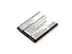 Bateria compatible para Telefono Doro PhoneEasy 740, Li-ion, 3,7V, 1300mAh, 4,8Wh