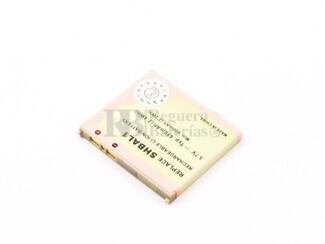 Bateria , 770SH McLaren, para telefonos SHARP, Li-ion, 3,7V, 650mAh, 2,4Wh