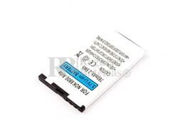 Bateria 8800 Arte, para telefonos Nokia, Li-ion, 3,7V, 780mAh, 2,9Wh