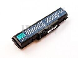 Batería compatible ACER Aspire 4310 series, Li-ion, 11,1V, 8800mAh, 97,7Wh, Negro