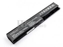 Bater�a compatible Asus F301, A31-X401, Li-ion, 10,8V, 5200mAh, 56,2Wh, Negro