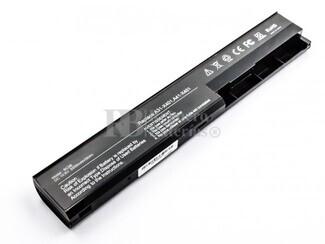 Batería compatible Asus F301, A31-X401, Li-ion, 10,8V, 5200mAh, 56,2Wh, Negro