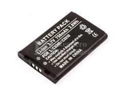 Bateria C3300, C3310,para telefonos LG, Li-ion, 3,7V, 750mAh, 2,8Wh