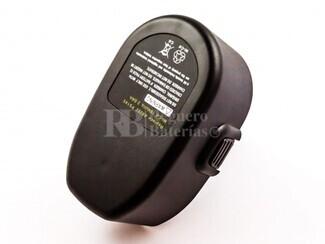 Batería para maquinas Black & Decker CD18C Ni-Cd, 18V, 2000mAh, 36,0Wh