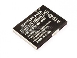 Bateria  CF62, C65, CFX65, para telefonos SIEMENS, Li-ion, 3,7V, 750mAh, 2,8Wh