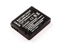 Batería compatible DMW-BCJ13 para cámaras Panasonic LUMIX DMC-LX5W