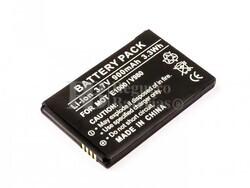 Bateria E1000, V980, para telefonos MOTOROLA, Li-ion, 3,7V, 900mAh, 3,3Wh