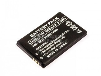 Batería SNN5659A para teléfonos Motorola W180, VE538,