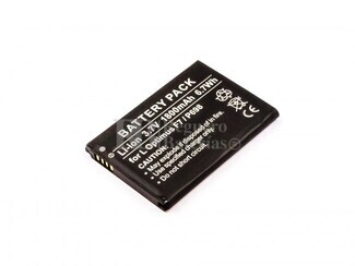 Bateria F7, P698, para telefonos LG Optimus Li-ion, 3,7V, 1800mAh, 6,7Wh