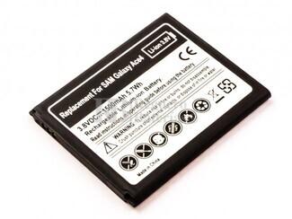 Bateria para Galaxy Ace 4, Galaxy Ace Style, para telefonos SAMSUNG, Li-ion, 3,8V, 1500mAh, 5,7Wh