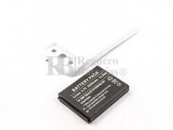 Bateria para Galaxy S III, GT-I9300, para telefonos SAMSUNG, Li-ion, 3,7V, 4200mAh, 15,5Wh, with NFC, Tapa color Blanco, marble-white