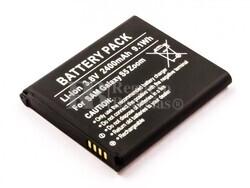 Batería para Galaxy S5 Zoom, para telefonos SAMSUNG, Li-ion, 3,8V, 2400mAh, 9,1Wh