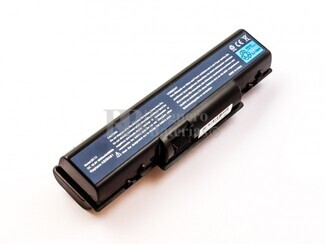 Bater�a compatible GATEWAY NV52, Li-ion, 10,8V, 8800mAh, 95Wh, Negro