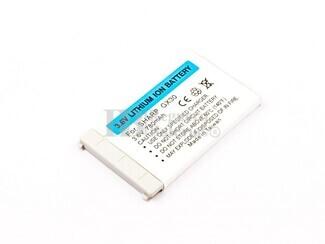 Bateria , GX30, para telefonos SHARP Li-ion, 3,6V, 780mAh, 2,8Wh