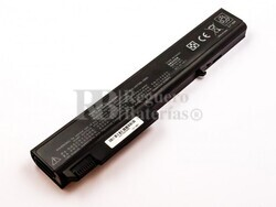 Batería compatible HP EliteBook 8530w, Li-ion, 14,4V, 4400mAh, 63,4Wh, Negro