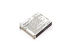 Bateria  KX-TU301, para telefonos Panasonic Li-ion, 3,7V, 700mAh, 2,6Wh