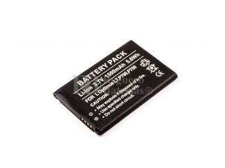 Bateria L7, P700, P750, para telefonos LG Optimus  Li-ion, 3,7V, 1500mAh, 5,6Wh