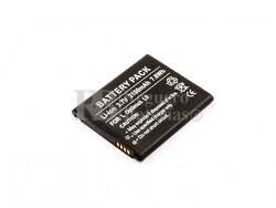 Batería BL-53QH para teléfonos LG OPTIMUS L9,  Li-ion, 3,7V, 2100mAh, 7,8Wh