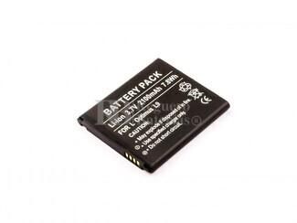 Batería BL-53QH para teléfonos LG OPTIMUS L9, D605, Escape, F160K, Optimus 4X HD