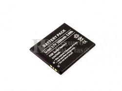 Bateria para telefonos Sony Ericsson Xperia, Li-ion, 3,7V,  1600mAh, 5,9Wh