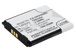 Bateria compatible Liberto 650, para telefonos Doro Li-ion, 3,7V, 700mAh, 2,6Wh