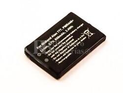 Batería para Walkie Midland Alan 777, PMR446+, Li-ion, 3,7V, 650mAh, 2,4Wh