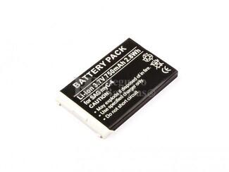 Bateria myC-4, para telefonos SAGEM Li-ion, 3,7V, 750mAh, 2,8Wh