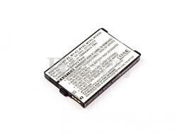 Bateria   myX-3, myX-5, para telefonos SAGEM Li-ion, 3,7V, 1000mAh, 3,7Wh