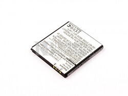 Bateria OT 918, OT 918 Mix, Li-ion, para telefonos Alcatel 3,7V, 1500mAh, 5,6Wh