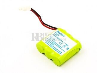 Batería para AUDIOLINE CDL970 CDL971 Panasonic KX-T9910 KX-T9980