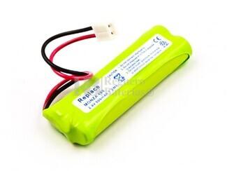 Batería para teléfonos inalámbricos Audioline, Swissvoice.