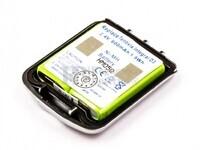 Batería para teléfono inalámbrico Avaya con carcasa plateada