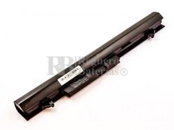Bateria compatible para HP ProBook 430, Li-ion, 14,8V, 2200mAh, 32,6Wh, Negro