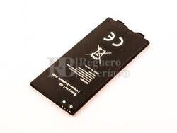 Batería compatible para LG G5, Li-ion, 3,8V, 2800mAh, 10,6Wh