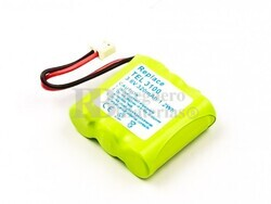 Batería para teléfonos inalámbricos Loewe, MBO, Sagem