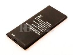 Batería compatible para Lumia 950, Li-ion, 3,8V, 3000mAh, 11,4Wh