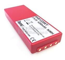Batería mando grúa ABB HBC 6 Voltios 4200mAh Ni-MH